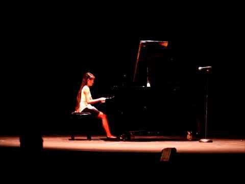 La Sierra High School Talent Show 2013 - Tiffany N...