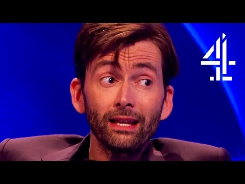 David Tennant Creeps Everyone Out With His English Villain Accent  The Last Leg