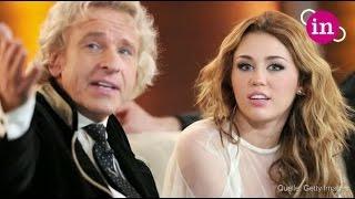 Miley Cyrus kauft Immobilie von Thomas Gottschalk