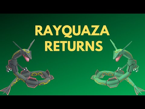 How to Counter Rayquaza in Pokemon GO thumbnail