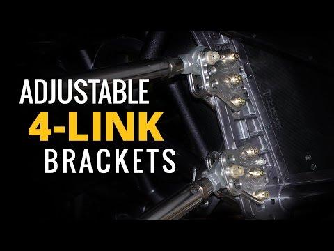 Adjustable 4-Link Brackets