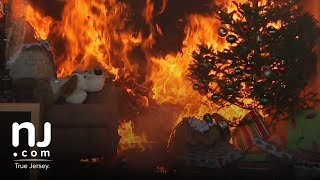 Tips to keep your Christmas from going up in flames