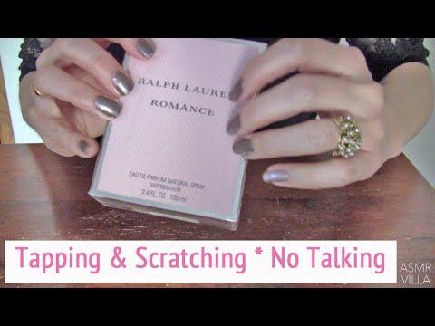 ASMR * Theme: Romance * Tapping & Scratching * Fast Tapping * No Talking * ASMRVilla