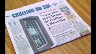 Ringo Locutor  -  Vídeo Institucional do Jornal Cruzeiro do Sul