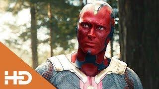 Вижен Убивает Альтрона ►«Мстители: Эра Альтрона» (2015) Лучшие Моменты