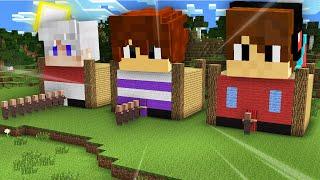 МАГАЗИН КОМПОТА ПРОТИВ МАГАЗИН ПИКСЕЛЯ ПРОТИВ МАГАЗИН ТОПОВСКОГО 100% Троллинг Ловушка Minecraft