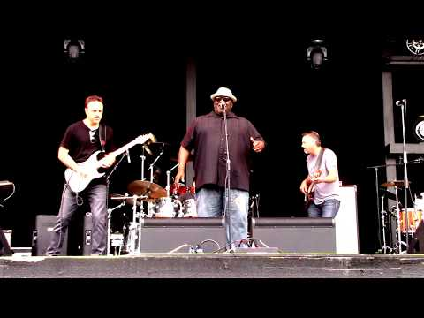 "Altered Five Blues Band ""Stay Outta My Business"" - Live At Summerfest"