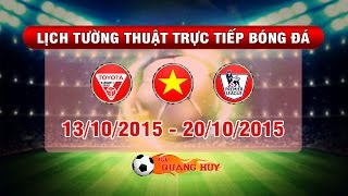 lich truc tiep vong 9 ngoai hang anh