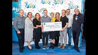 22-year-old Grocery Store Worker Bags $70m Lotto Max Prize