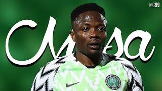 Ahmed Musa - BEST GOALS & Skills