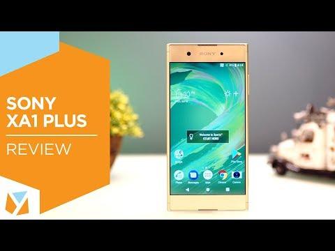 Sony Xperia XA1 Plus Review