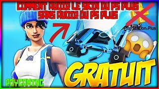 50Likes ?? HOW TO HAVE THE FREE SKIN WITHOUT PLAYSTATION MORE! Fortnite Battle Royale