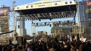 Twin Shadow, Tyrant Destroyed live at SXSW