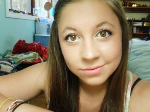 Back to School: High School Makeup That Will Last All Day! - YouTube