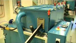 Alo 110 Washing System For Band Saw Blades