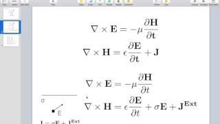 Maxwell方程式の説明【FDTD法 #2】