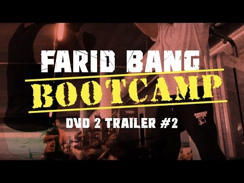 Farid Bang ► BOOTCAMP ◄ [ DVD 2 Trailer #2 ]
