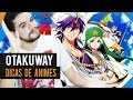 Dicas de Animes - Parte 4 - Otakuway - Anime United