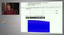 Jason Grout - Advanced IPython Notebook Widgets