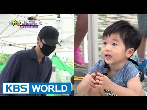 Seungjae's flea market opens! Who is the strange customer? [The Return of Superman / 2017.09.17]