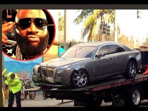 Rick Ross Drive By Shooting Victim on Birthday