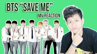 Download Video BTS 'SAVE ME' MV REACTION MP3 3GP MP4