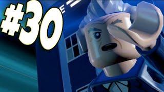 lego dimensions part 30 doctor who saves team batman wii u walkthrough