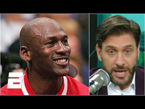 #Greeny's Top 5 Michael Jordan stats that will shock you