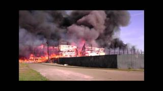 Vallejo, California Warehouse Fire