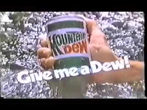 Beverage Commercials: Late 70s - 1980s