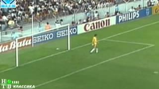 видео матч ссср бельгия 1986