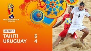 Tahiti v Uruguay Highlights FIFA Beach Soccer World Cup Paraguay 2019