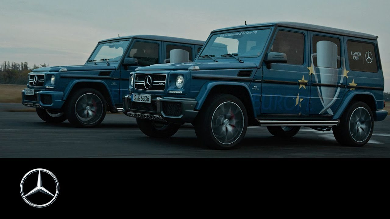 Mercedes benz at the laver cup 2017 highlights youtube for Mercedes benz cup