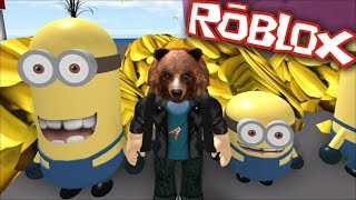 Roblox GRU MINIONS TAKE OVER MY ROBLOX GAME !! FIGHT TO SURVIVE !! Roblox