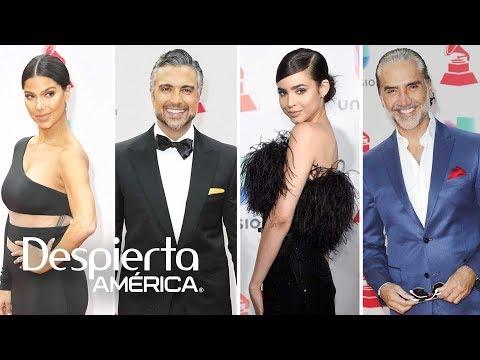 Ellos son los mejor vestidos de la entrega del Latin GRAMMY 2017