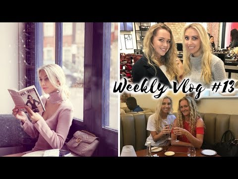 LUTON HOO SPA DAY, BOBBI BROWN MASTERCLASS & SPECSAVERS Weekly Vlog #13 | Scarlett London