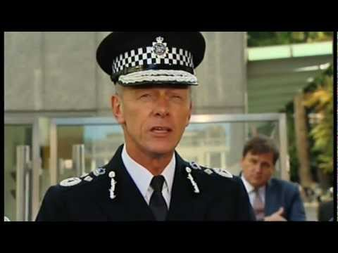 This is the new Metropolitan Police Commissioner