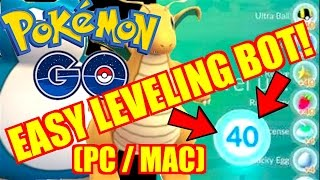 Baixar - Pokemon Go Easy Leveling Bot Pc Mac Pgbot Android Ios No Jailbreak No Root Hack Grátis