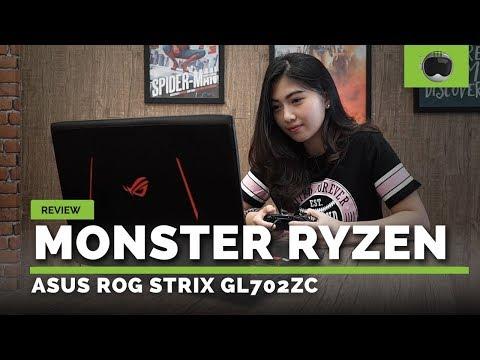 ASUS ROG Strix GL702ZC | LAPTOP RASA DESKTOP