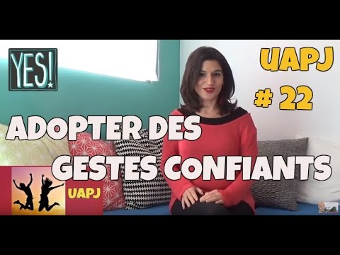 comment d velopper sa confiance en soi gr ce au langage du corps yana aziel ya tv youtube. Black Bedroom Furniture Sets. Home Design Ideas