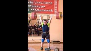 Арямнов А Н соревнования 04.03.2018! Weight lifting