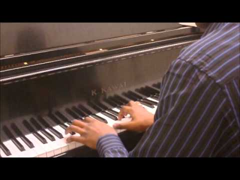 John Legend And Kanye West - Selfish Piano