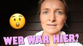 WER WAR HIER IM HAUS? 😨 Vlog #344  🌸 marieland 💐
