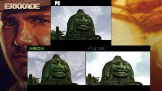 Comparison - Indiana Jones and the Emperor
