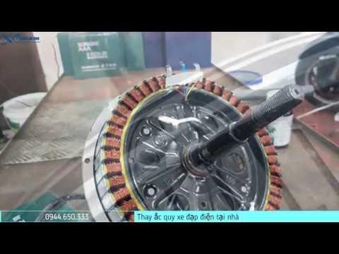 Sửa động Cơ Xe Máy điện Jeek Batman [Xe Máy Điện Jeek Batman Chết Mắt Động Cơ]