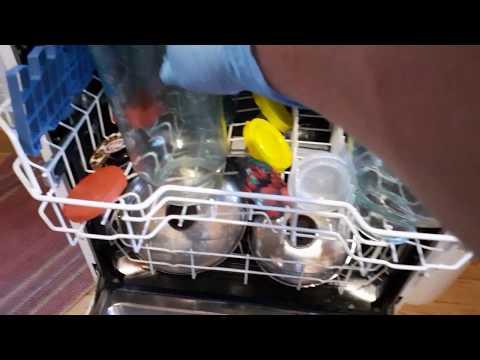 Незапланированная сепарация/ Моем молочные банки в посудомоечной машине
