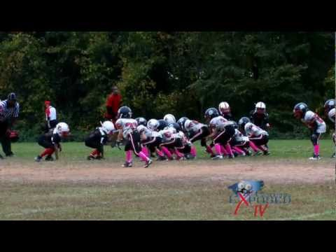 Pop Warner Youth Football: Wilders Grove Wolfpack vs. North Raleigh Bulldogs-Superbowl Highlights