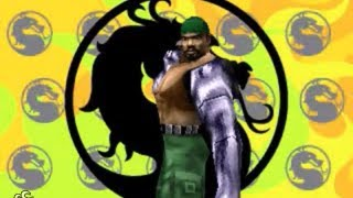 Mortal Kombat Special Forces - Intro (FMV 1)