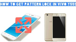 How To Set Pattern Lock in VIVO Y55s