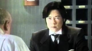 【CM】KDDI フロント・ポーター 編 (2001)